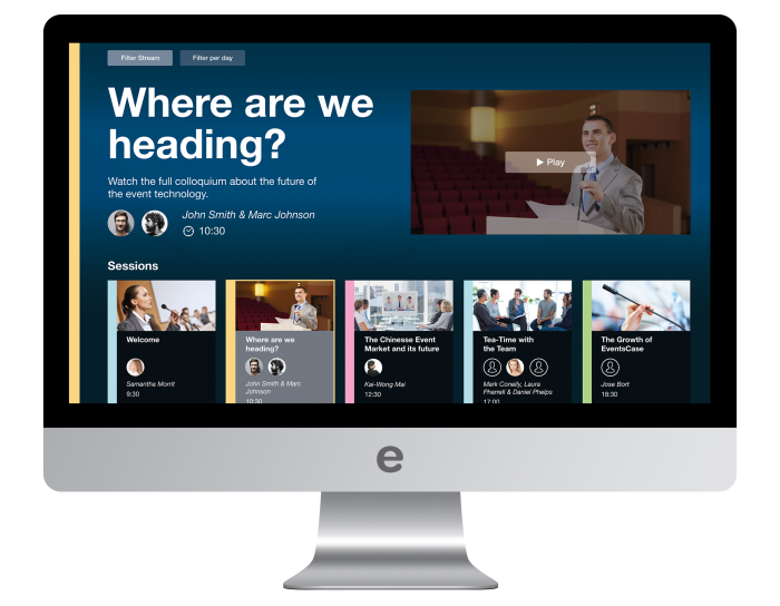 EventsCase Introduces Rapid Solution for Hosting Virtual Events