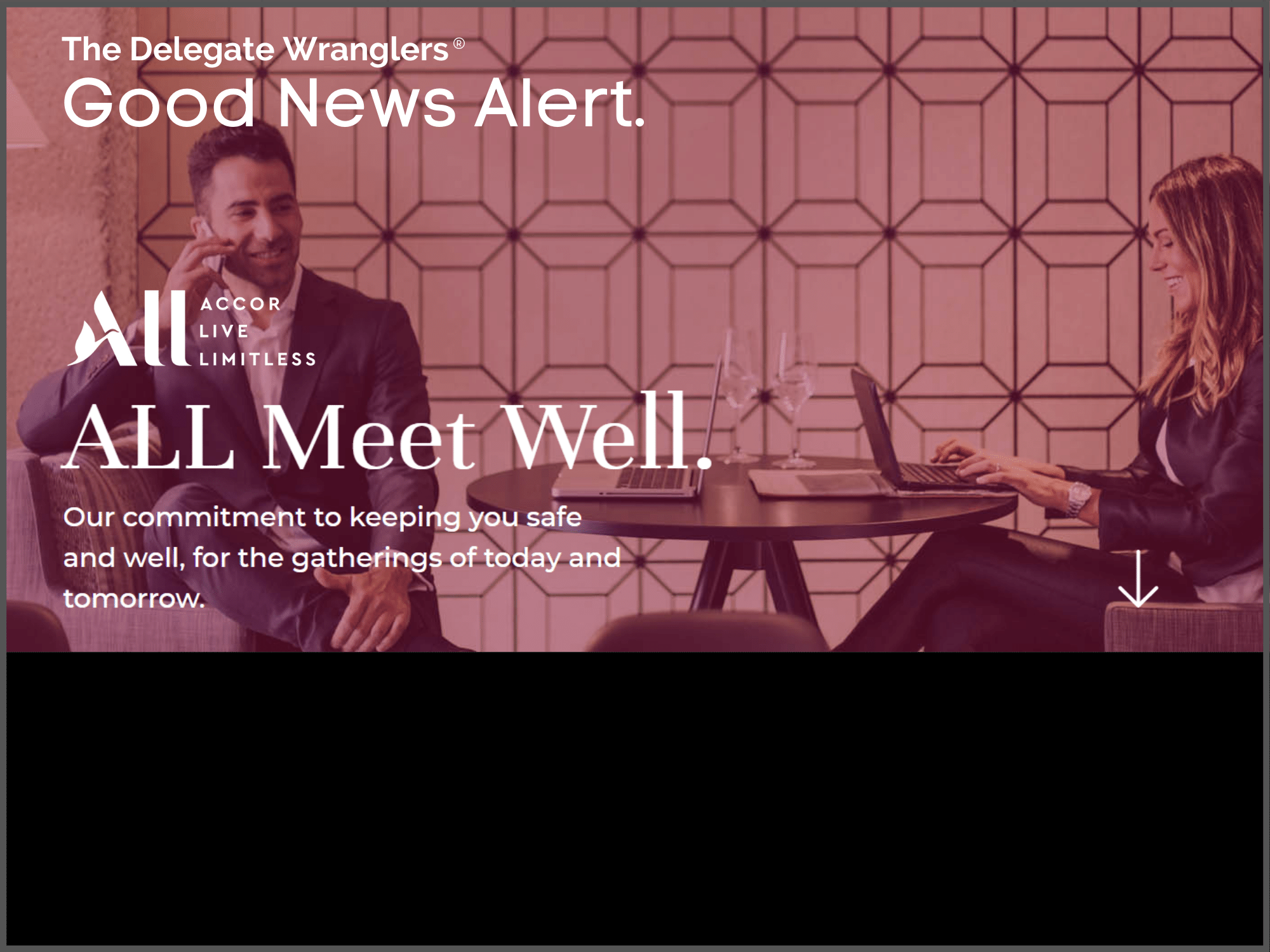Accor introduces 'ALL Meet Well' for meetings and events in Europe