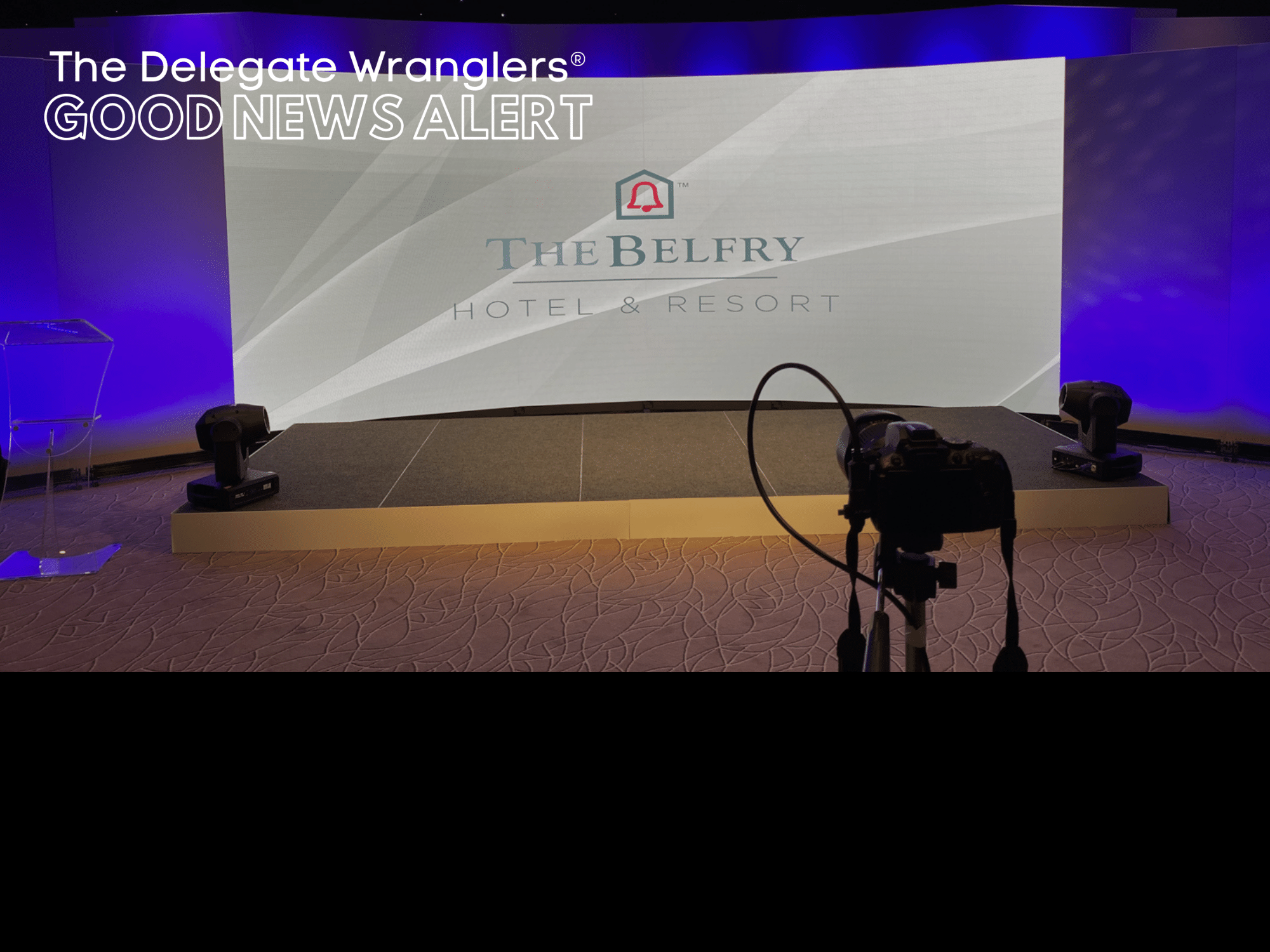 The Belfry launches new Live offer for virtual meetings