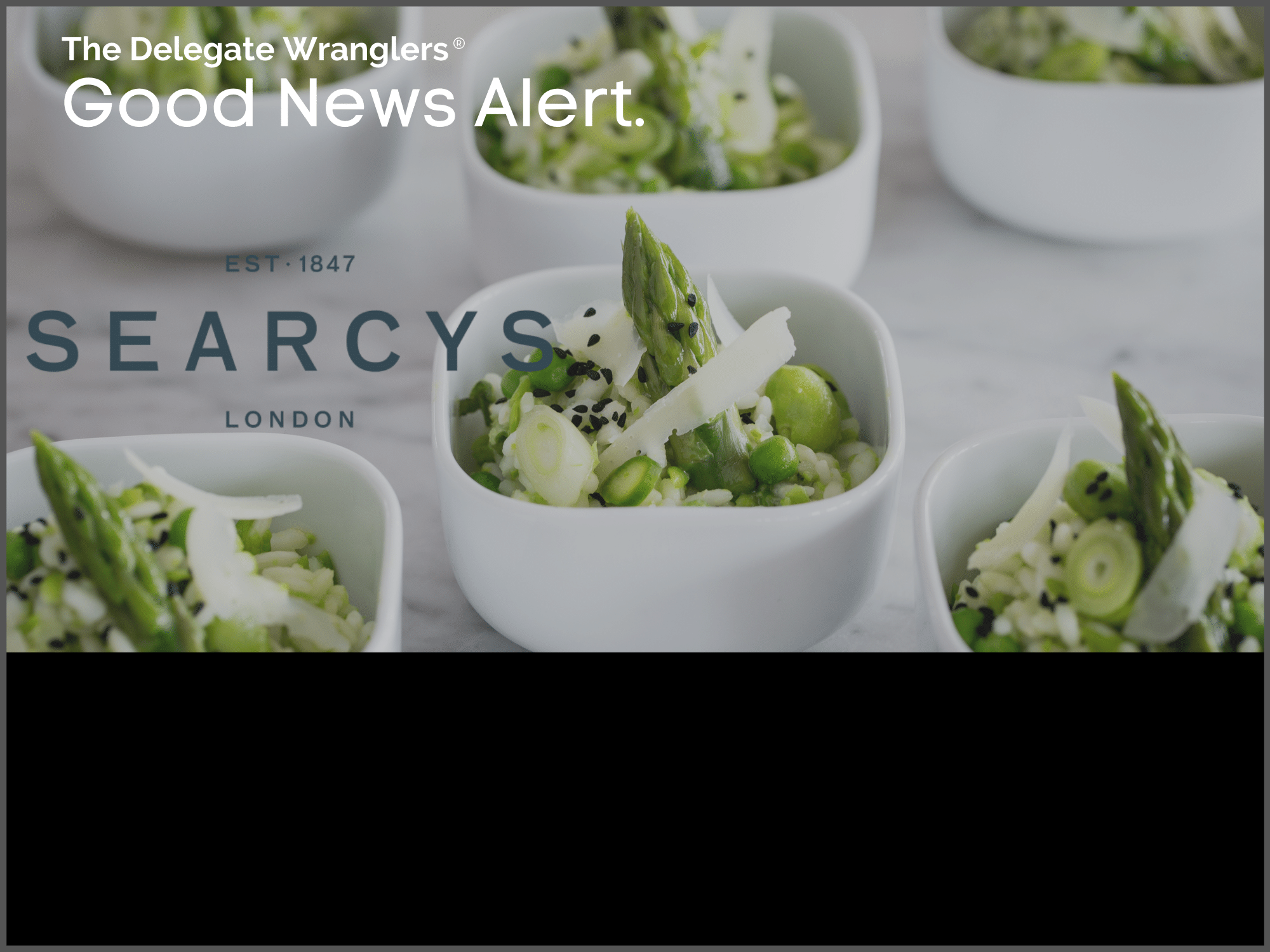 Searcys venues are open for business of events