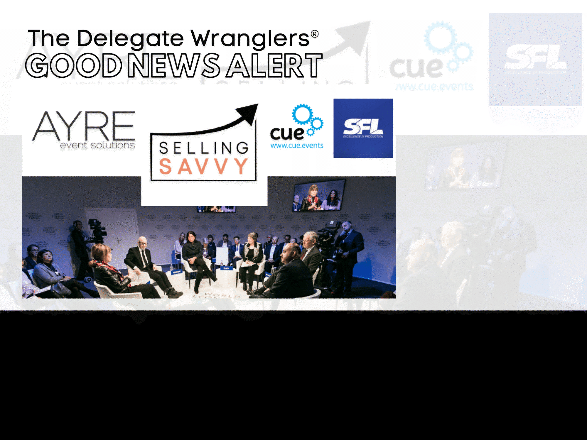 Selling Savvy partners with three AV Companies to support venues and hotels to sell Hybrid Events effectively
