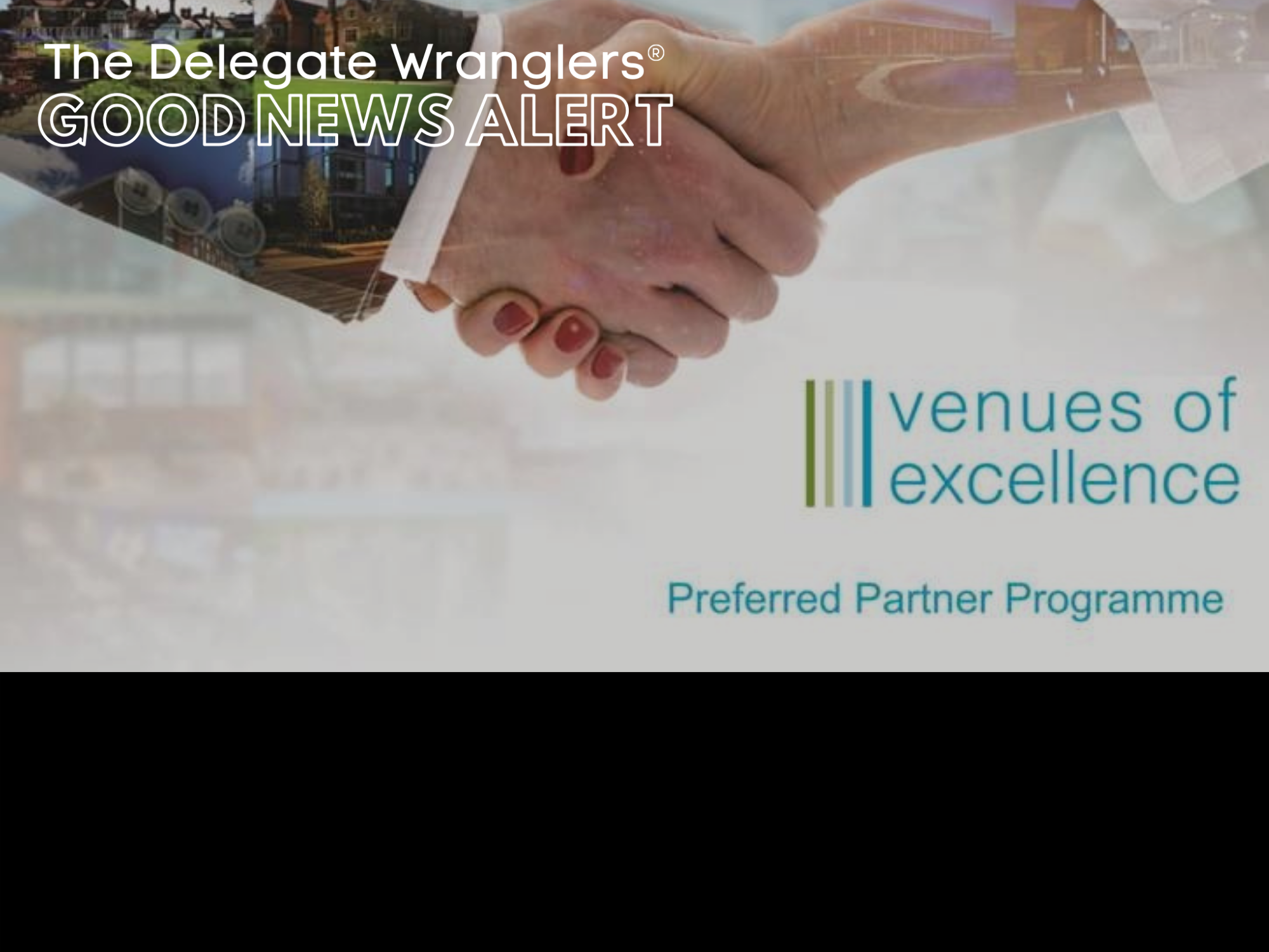 Venues of Excellence welcomes two new partners to Preferred Partner Programme