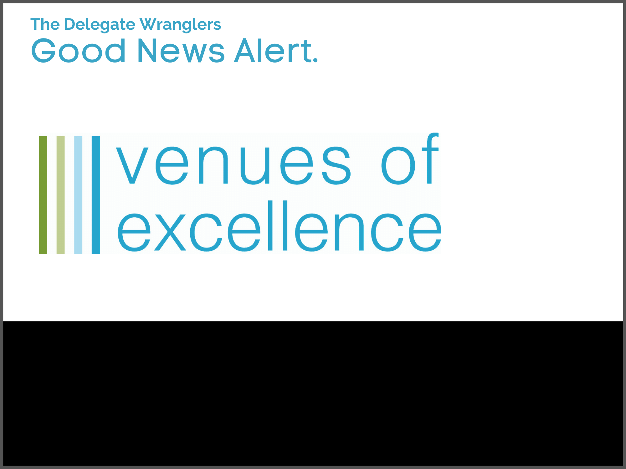 "Venues of Excellence launch ""Stronger Together"" Campaign for Independent Venues"