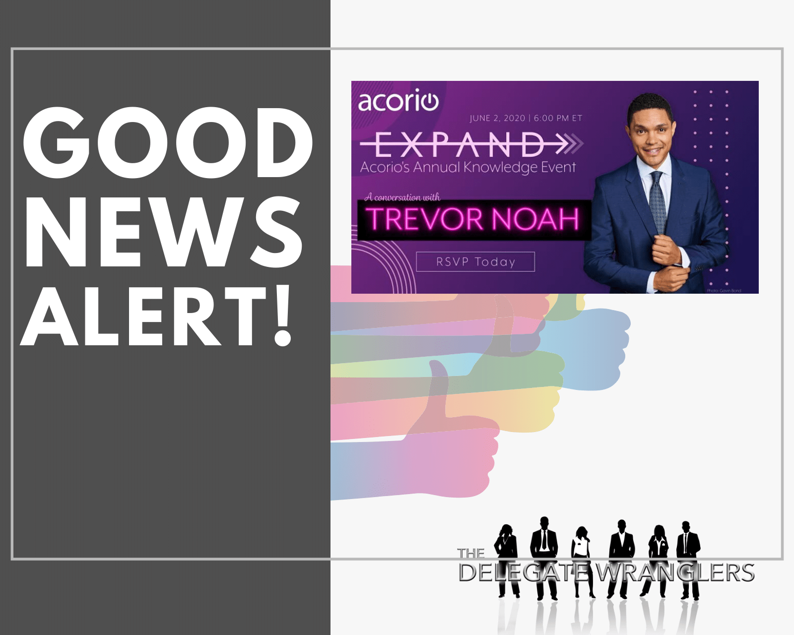 emc3 sign Trevor Noah to speak at a virtual event