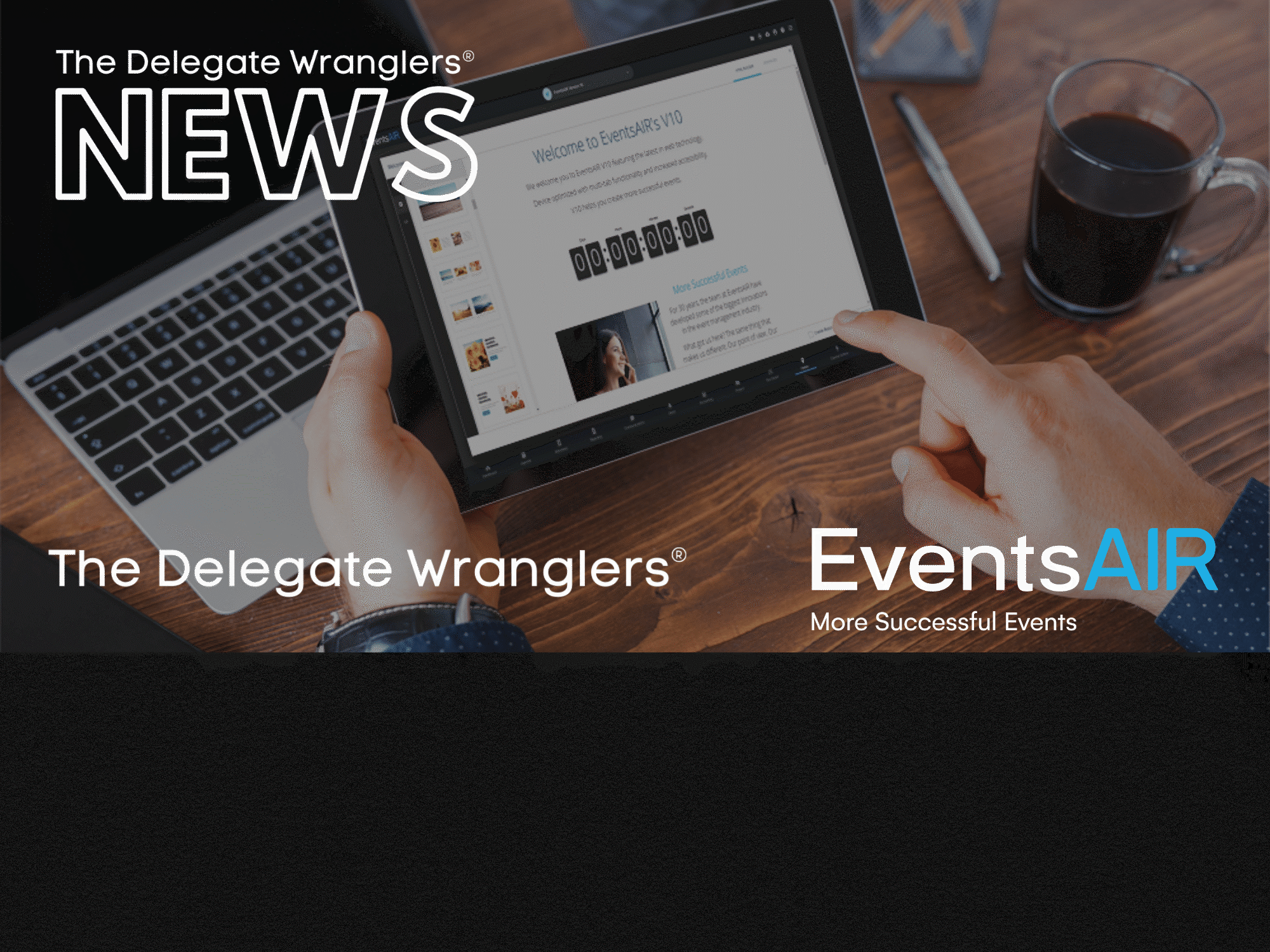 EventsAIR announces partnership with The Delegate Wranglers