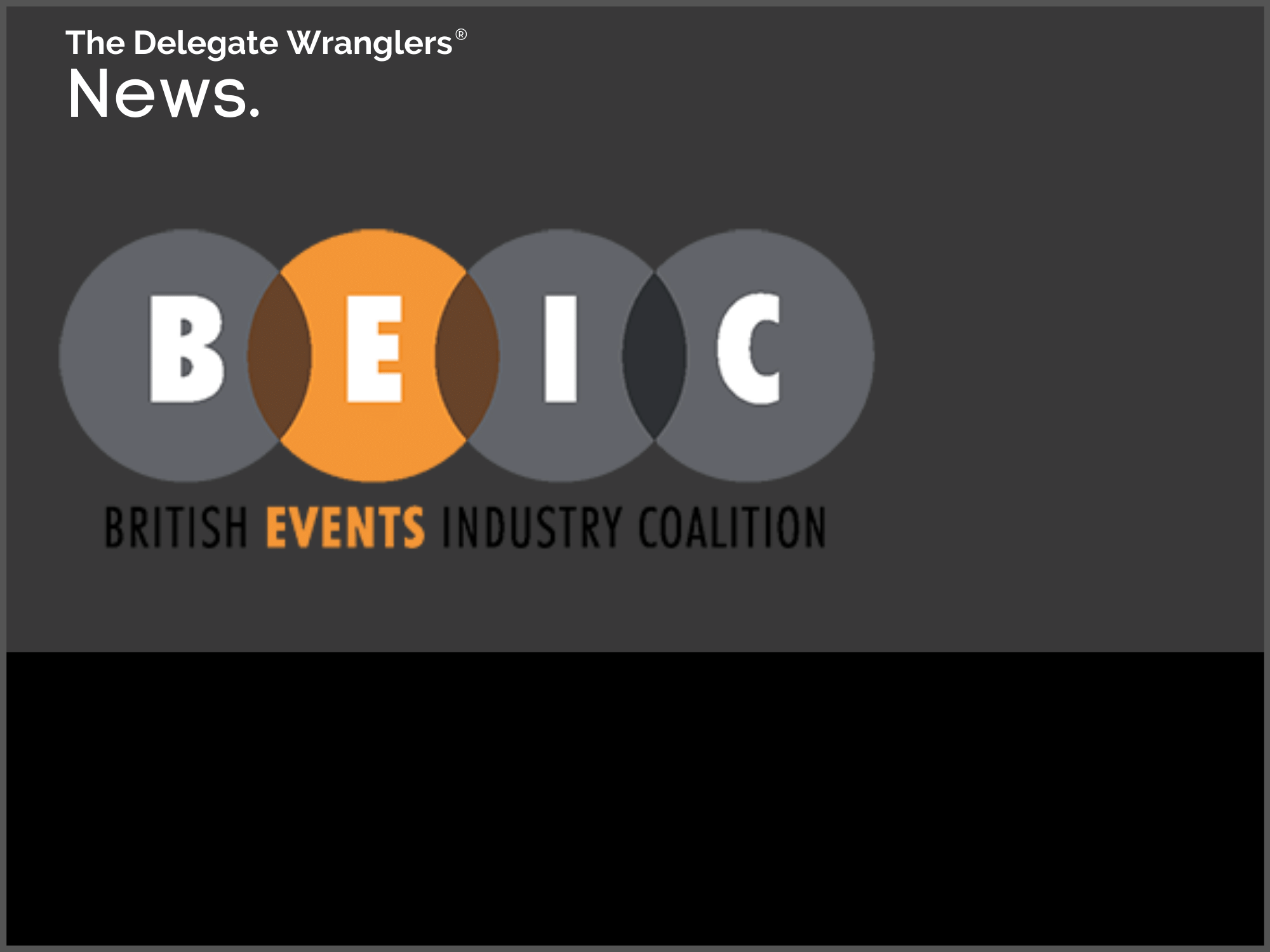 The BEIC calls for Government endorsement of a plan to keep private events industry professionals working