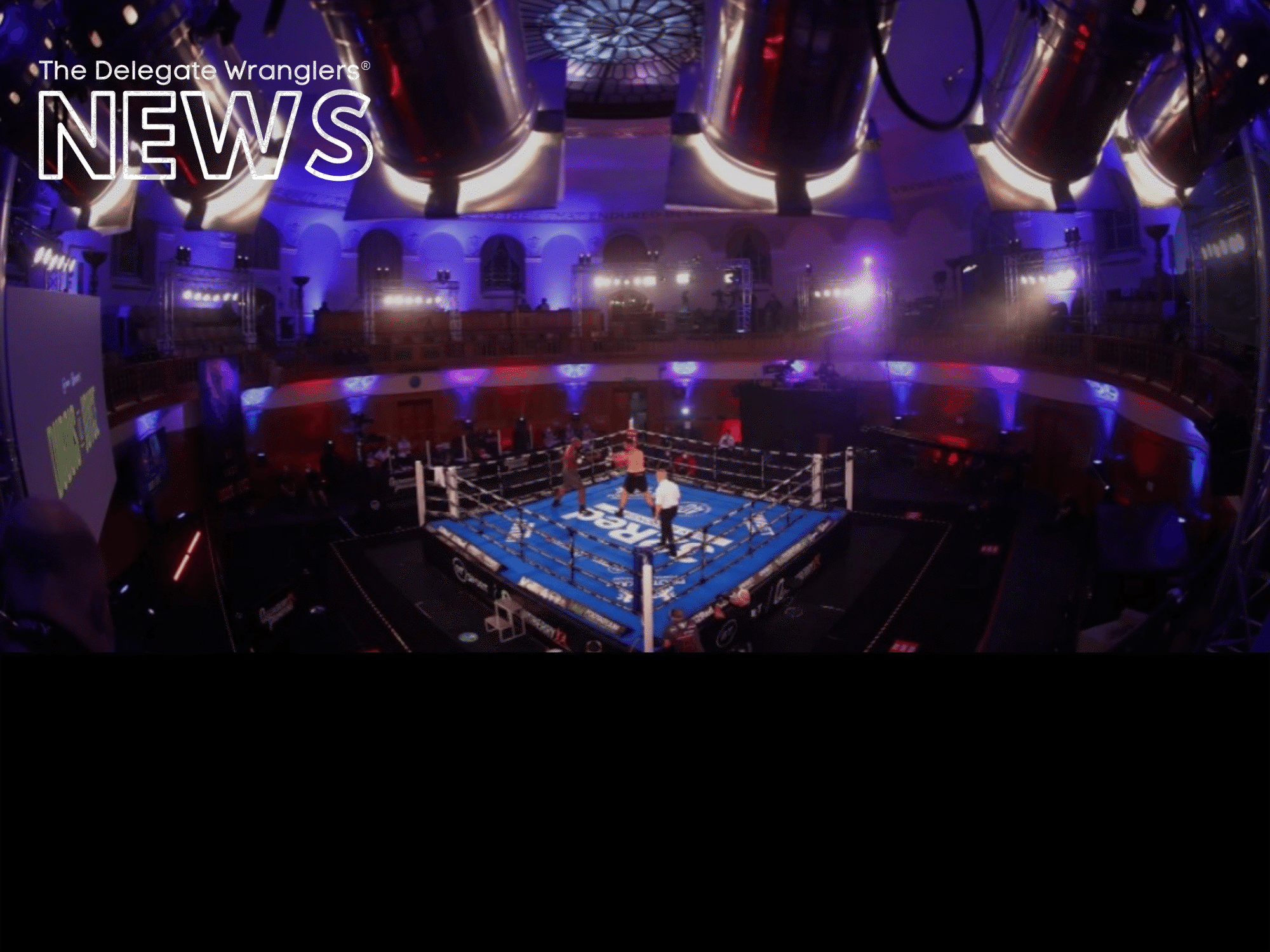 Two Week Blockbuster Boxing Events At Church House Westminster
