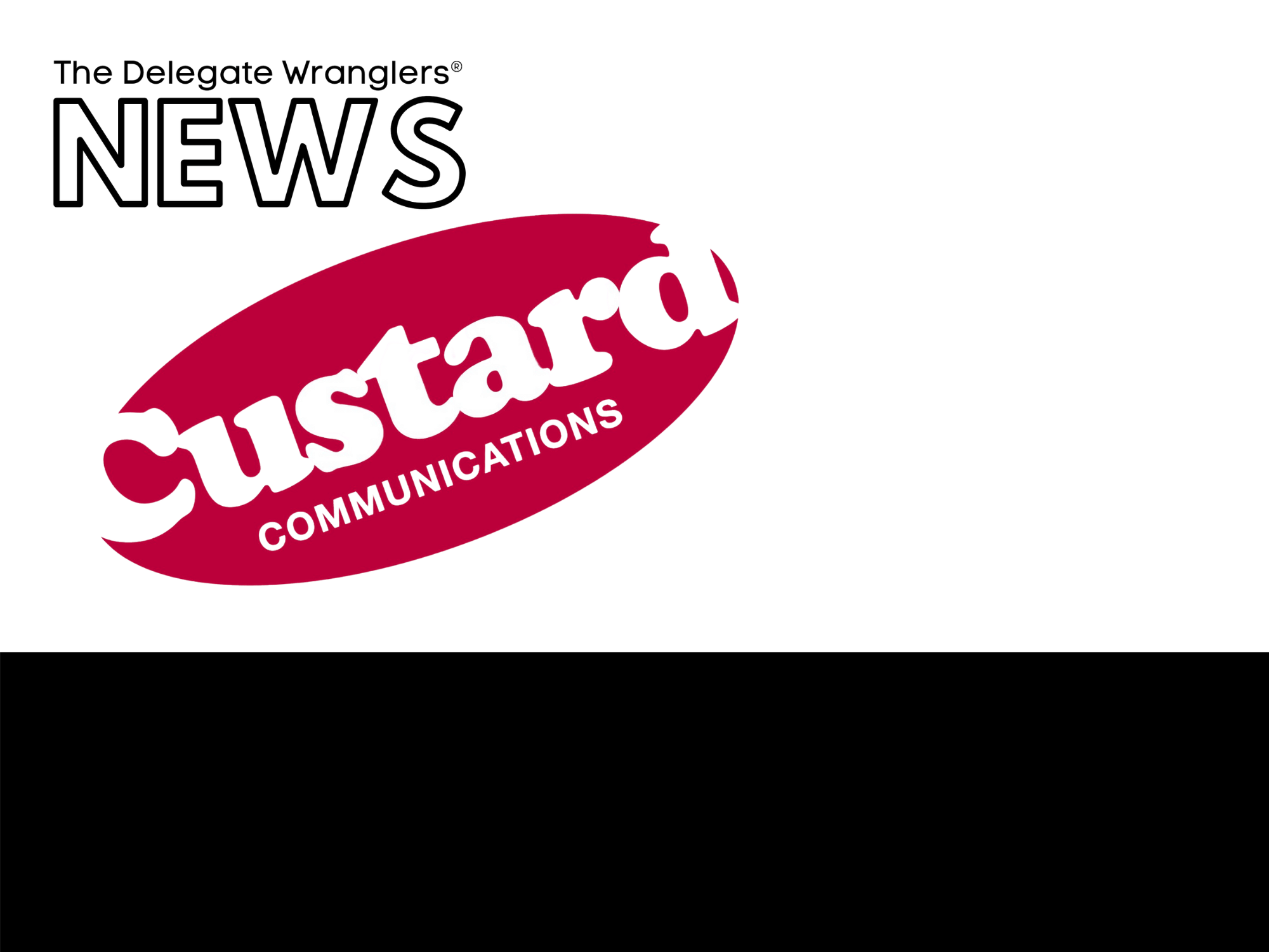Custard Communications appointed by The Lensbury