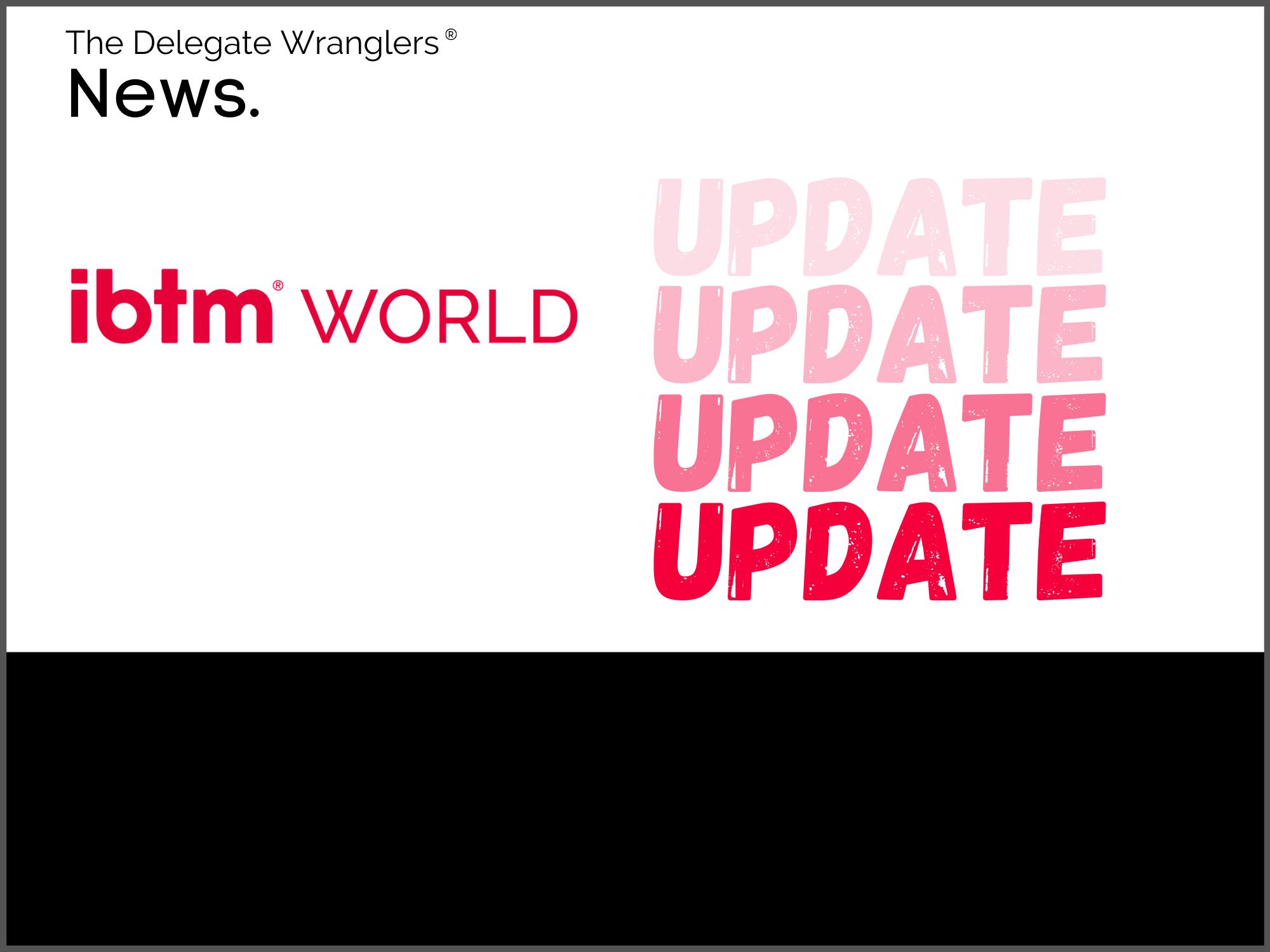 IBTM World 2020 transitions to virtual