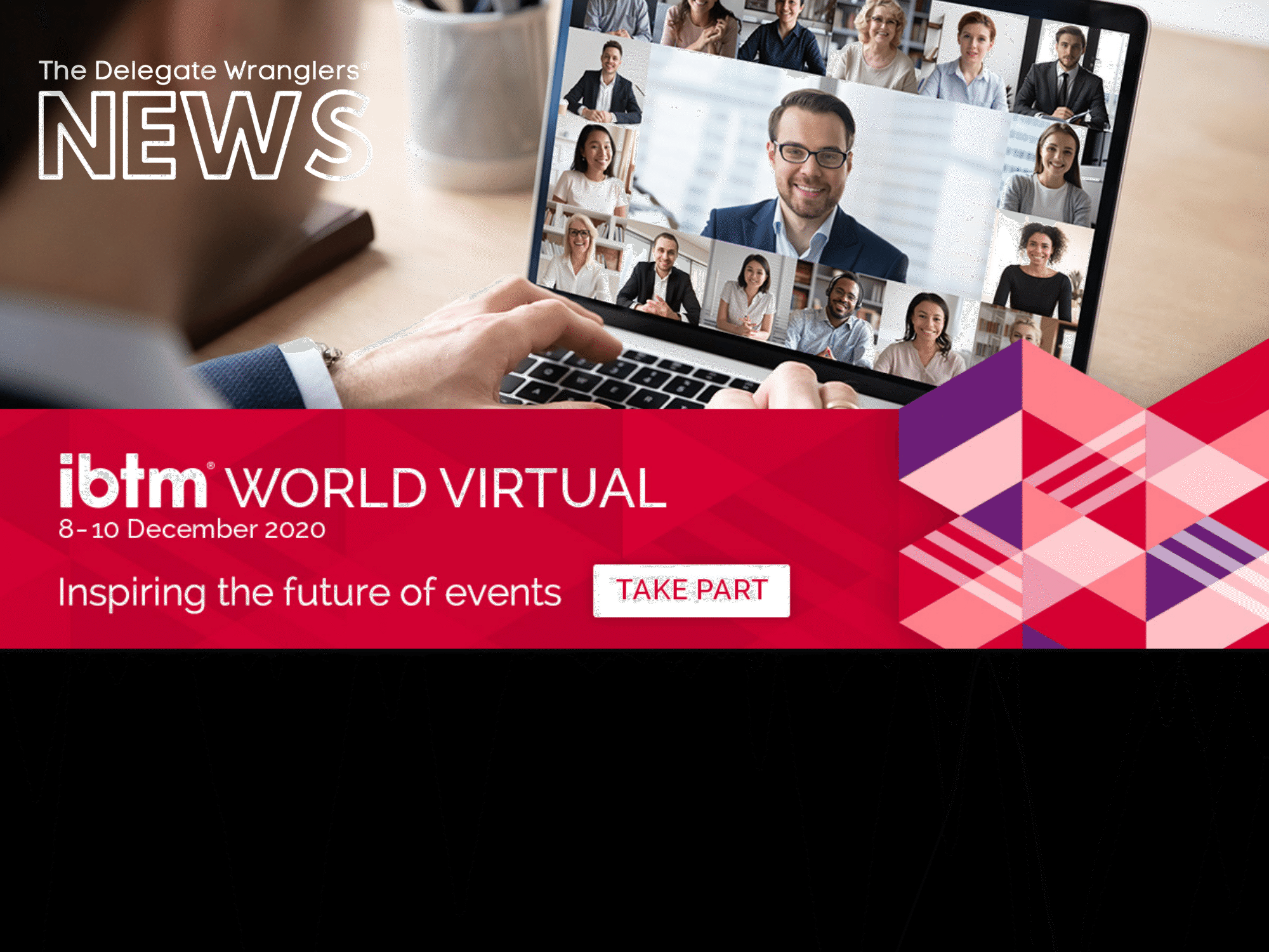 Countdown is on until IBTM World Virtual 2020 goes live