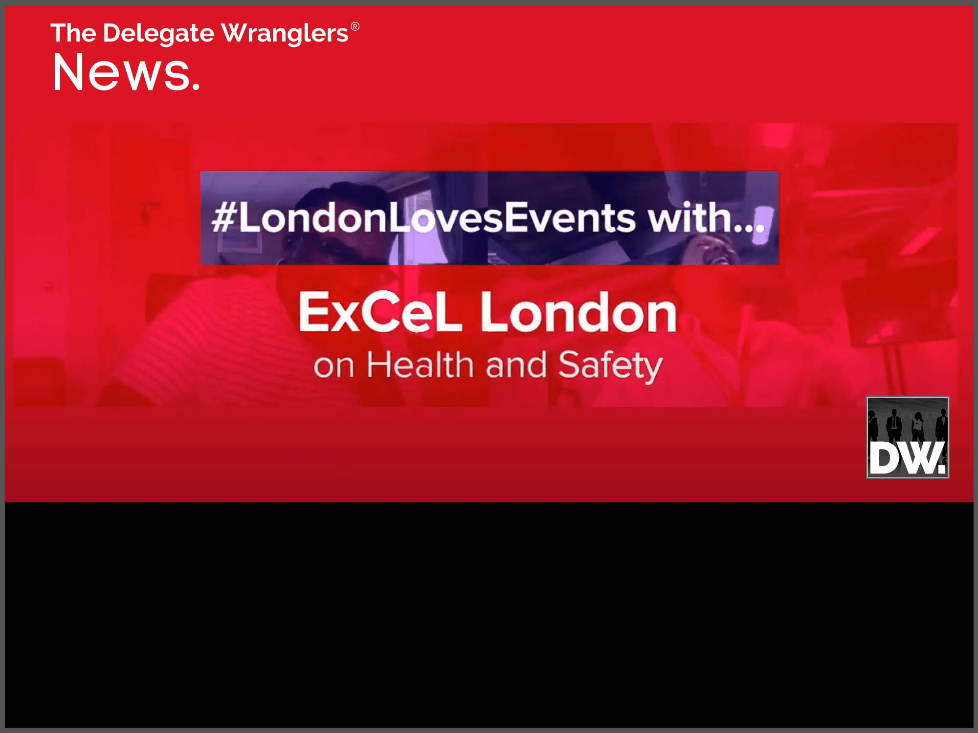 London Convention Bureau launches their first #LondonLovesEvents with... video series.