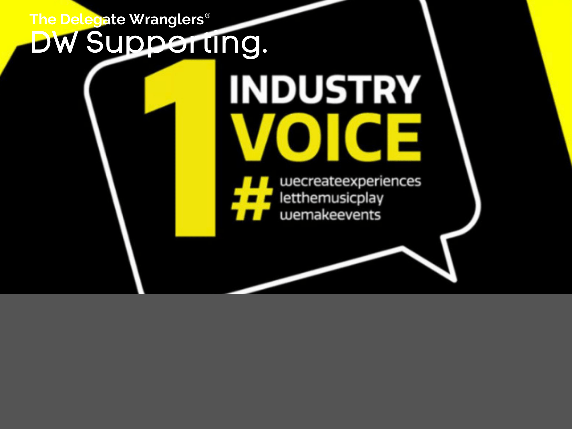 One Industry One Voice movement grows with more campaigns on board