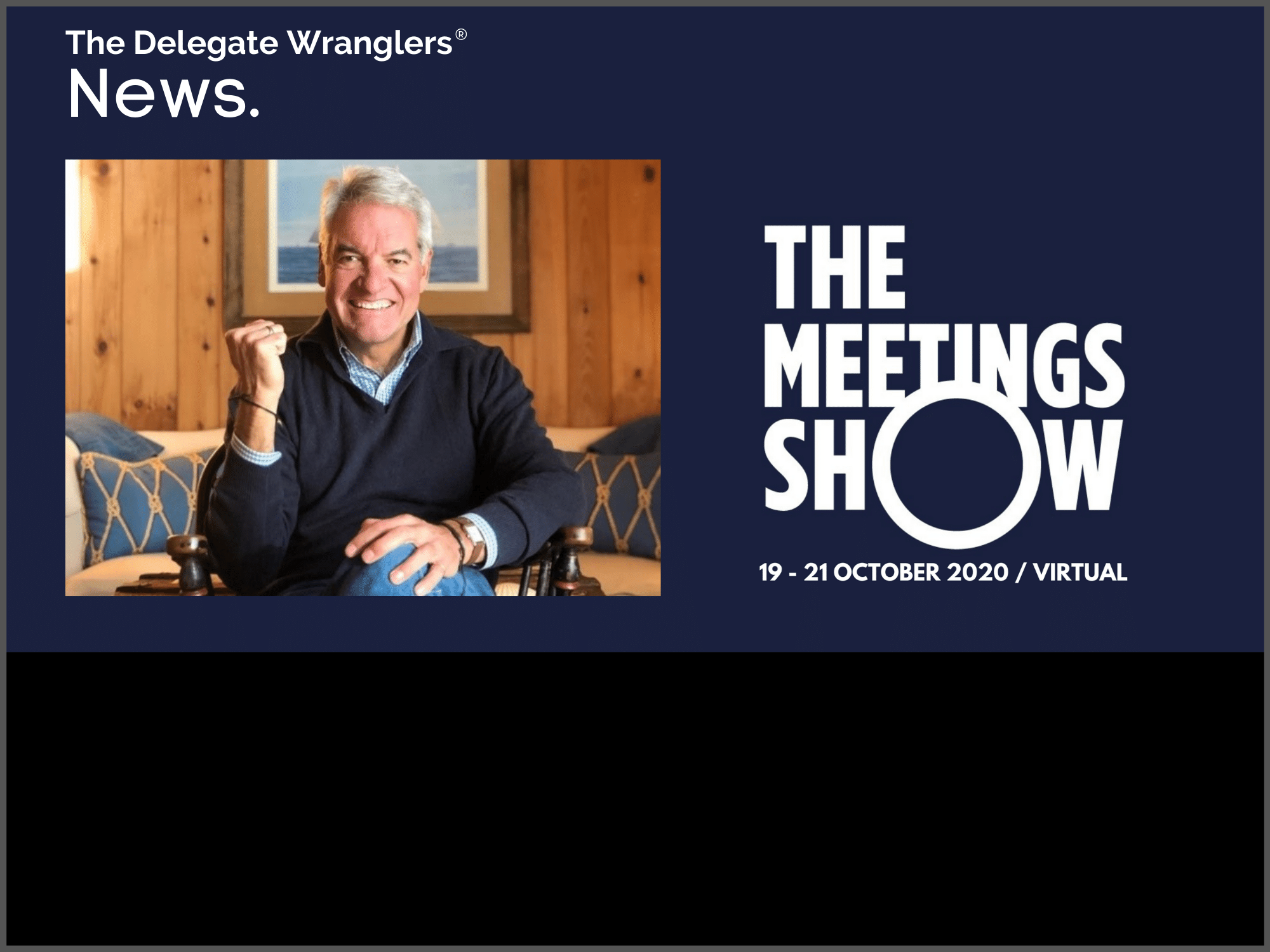 Looking ahead to the sizzling final day of The Meetings Show