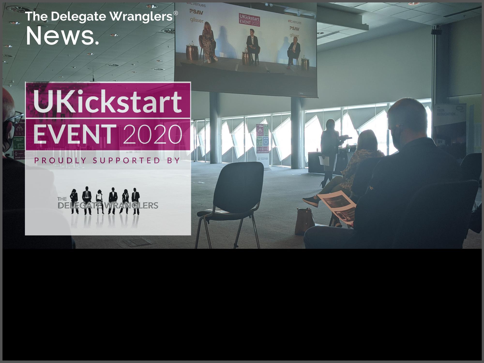 Tourism Minister Nigel Huddleston MP takes part in UKickstart Event 2020