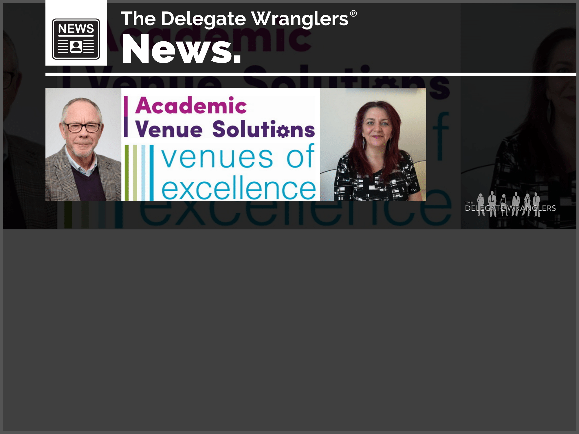 Venues of Excellence and Academic Venue Solutions announce business collaboration for members