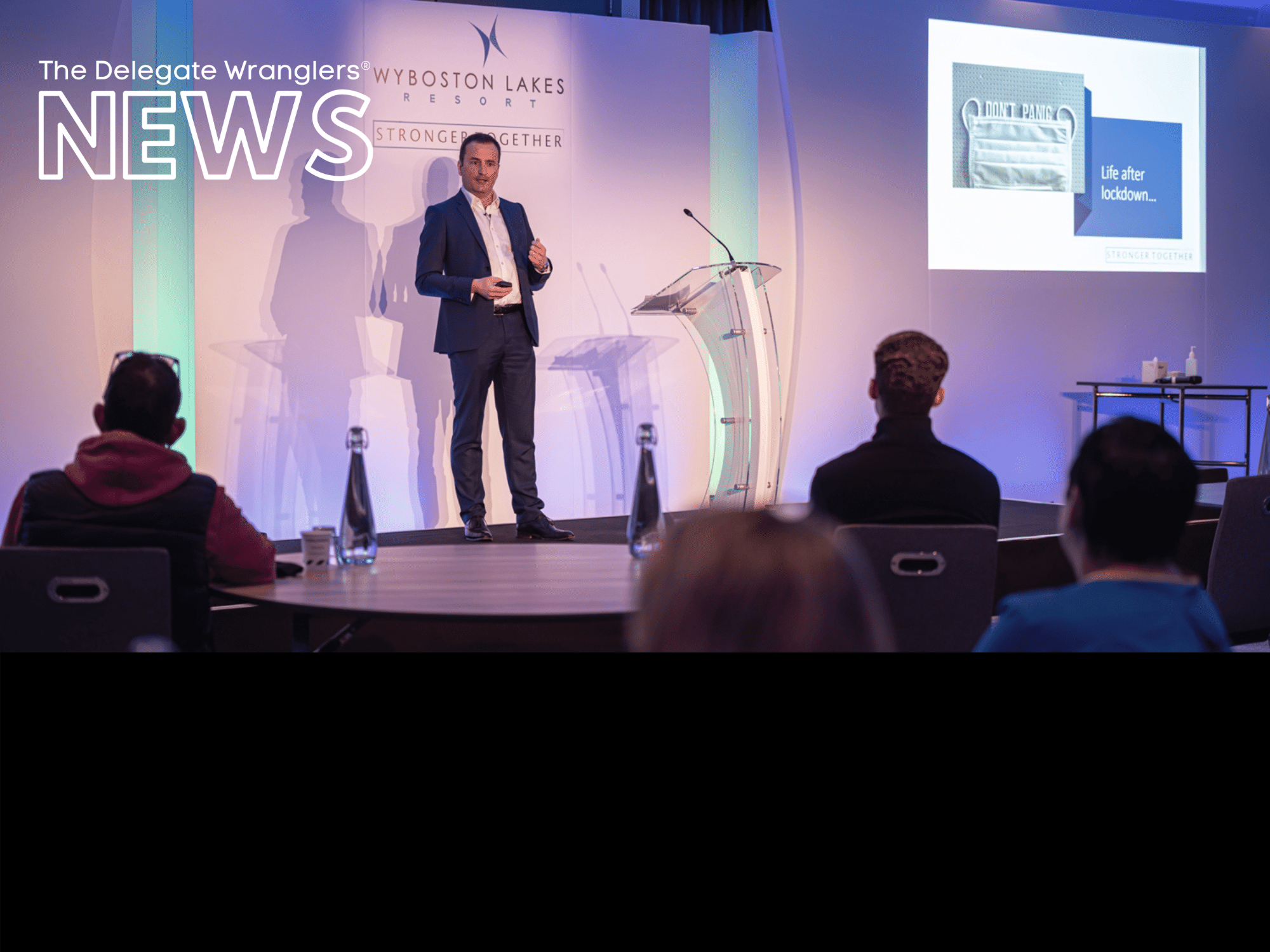 Wyboston Lakes Resort launches comprehensive Hybrid Events solution