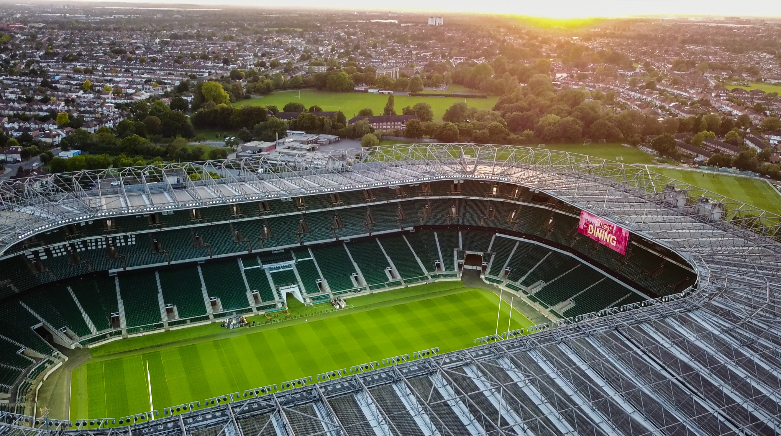 Twickenham Predicts Indian Summer for Industry