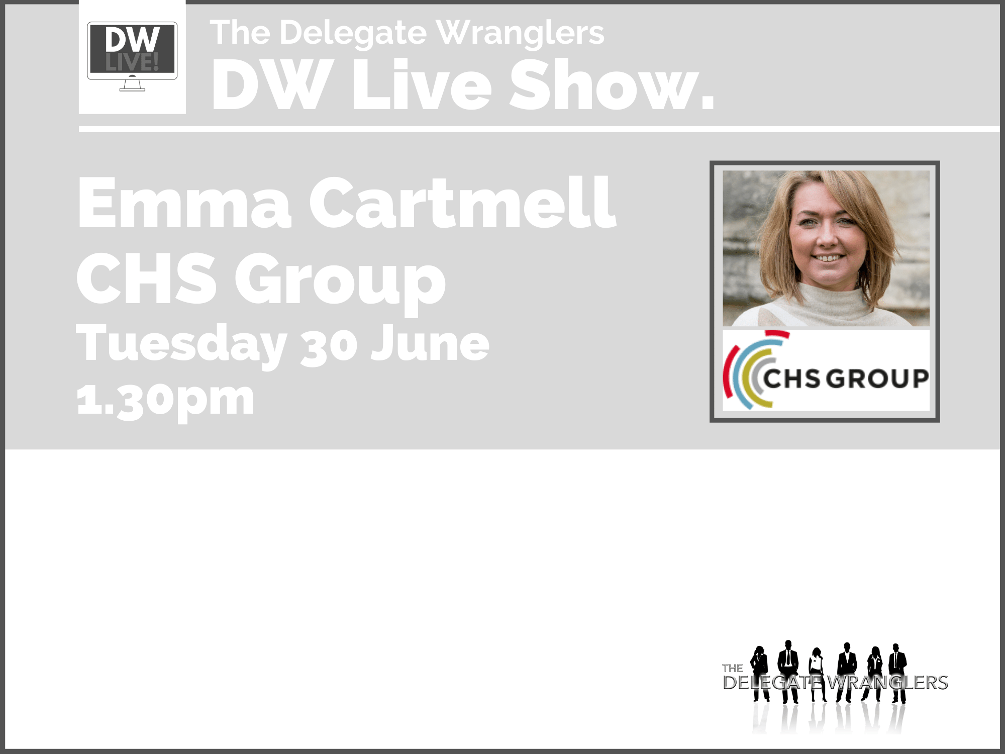 DW Live #19 - Emma Cartmell - Adapting & Moving Forward - A Positive Mindset