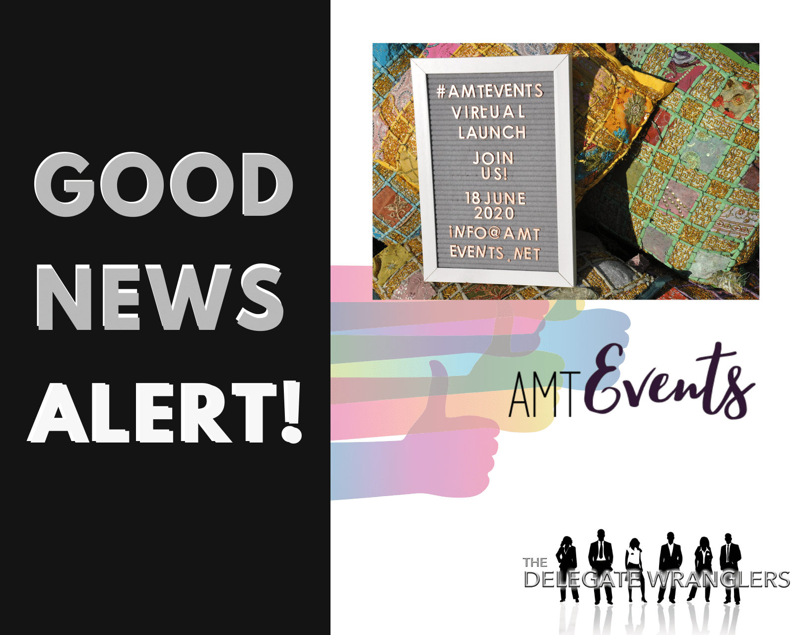 AMTEvents to launch - virtually!