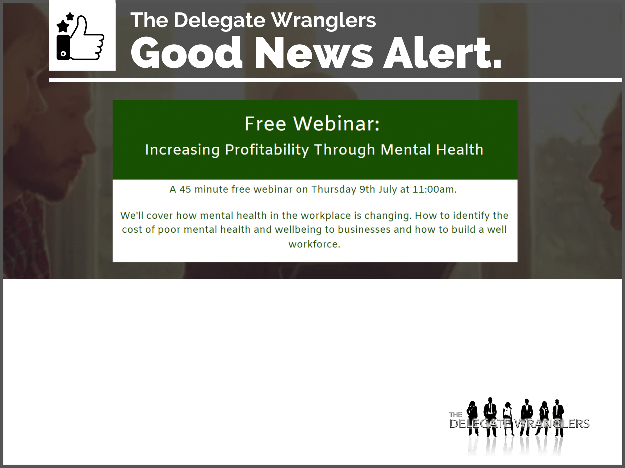 Stress Matters offers free 45 minute webinar for HR professionals and senior leaders