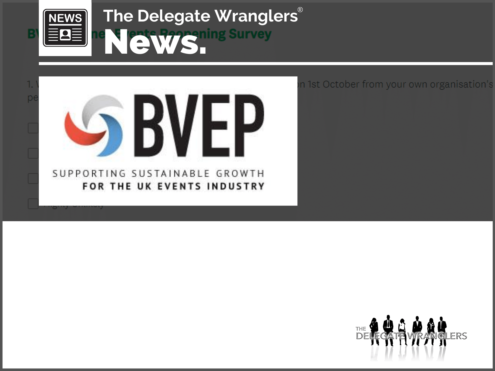 BVEP launches events reopening survey ahead of October go date