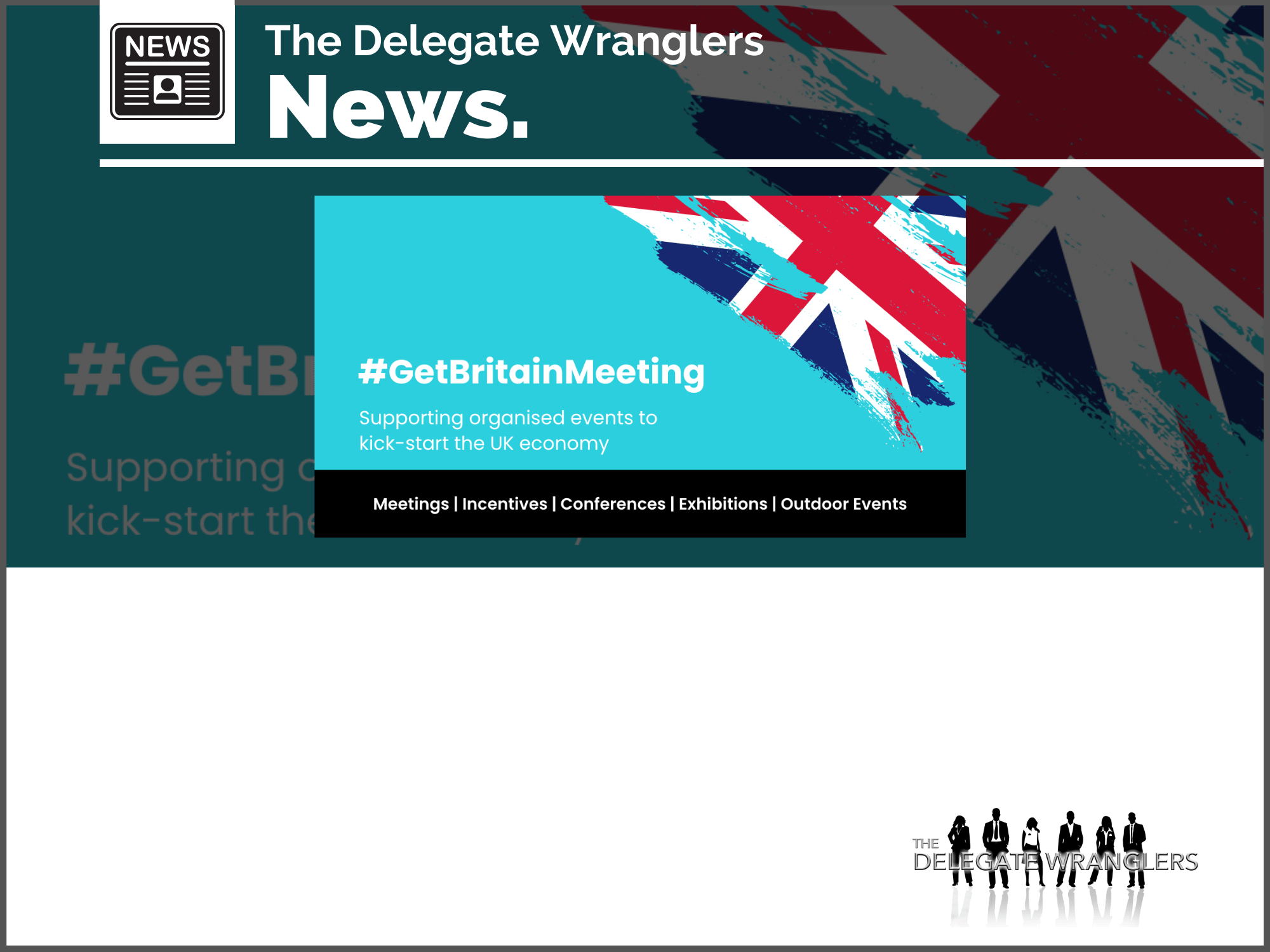 Call to action #GetBritainMeeting