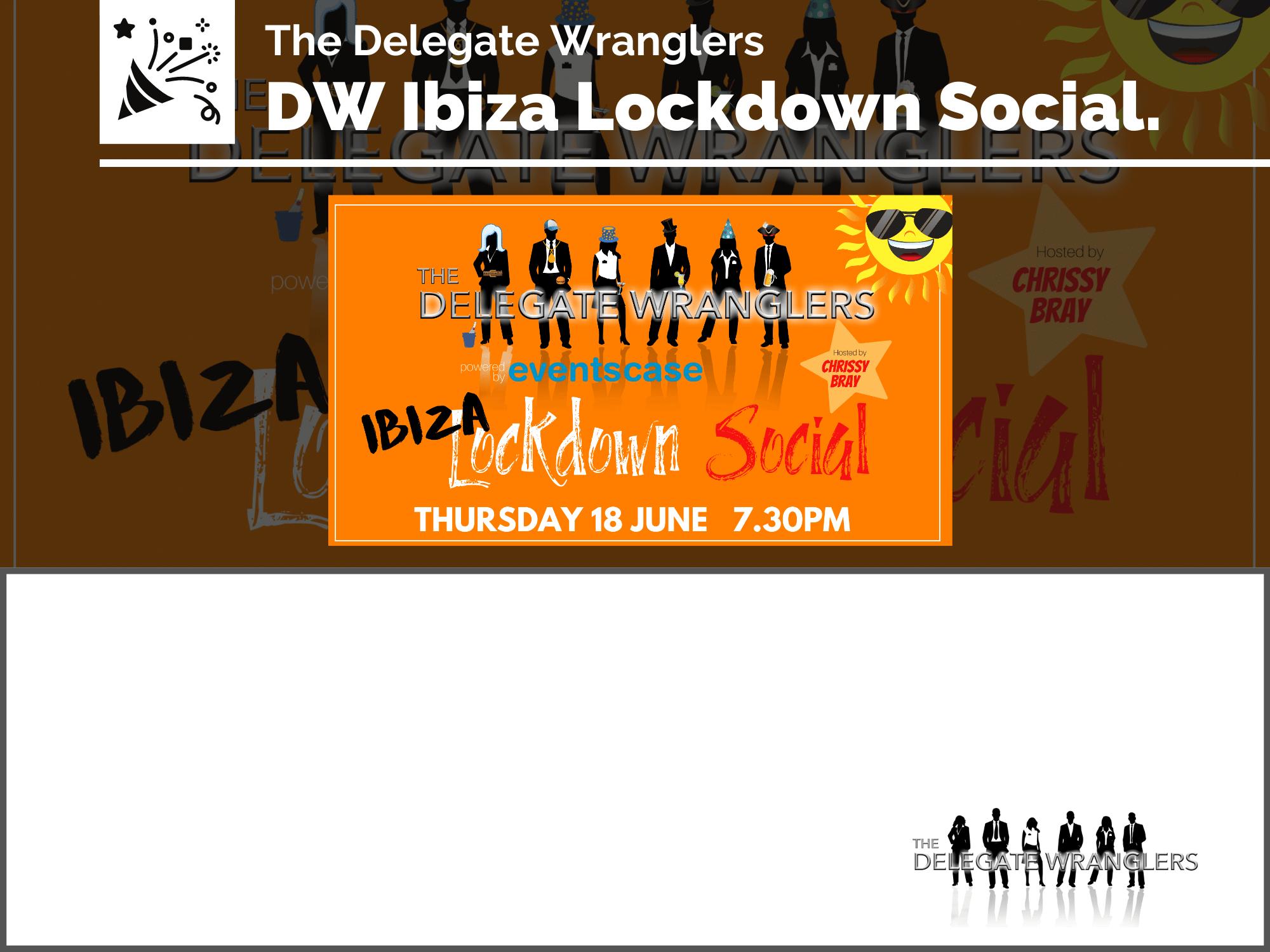 Highlights from DW Ibiza Lockdown Social