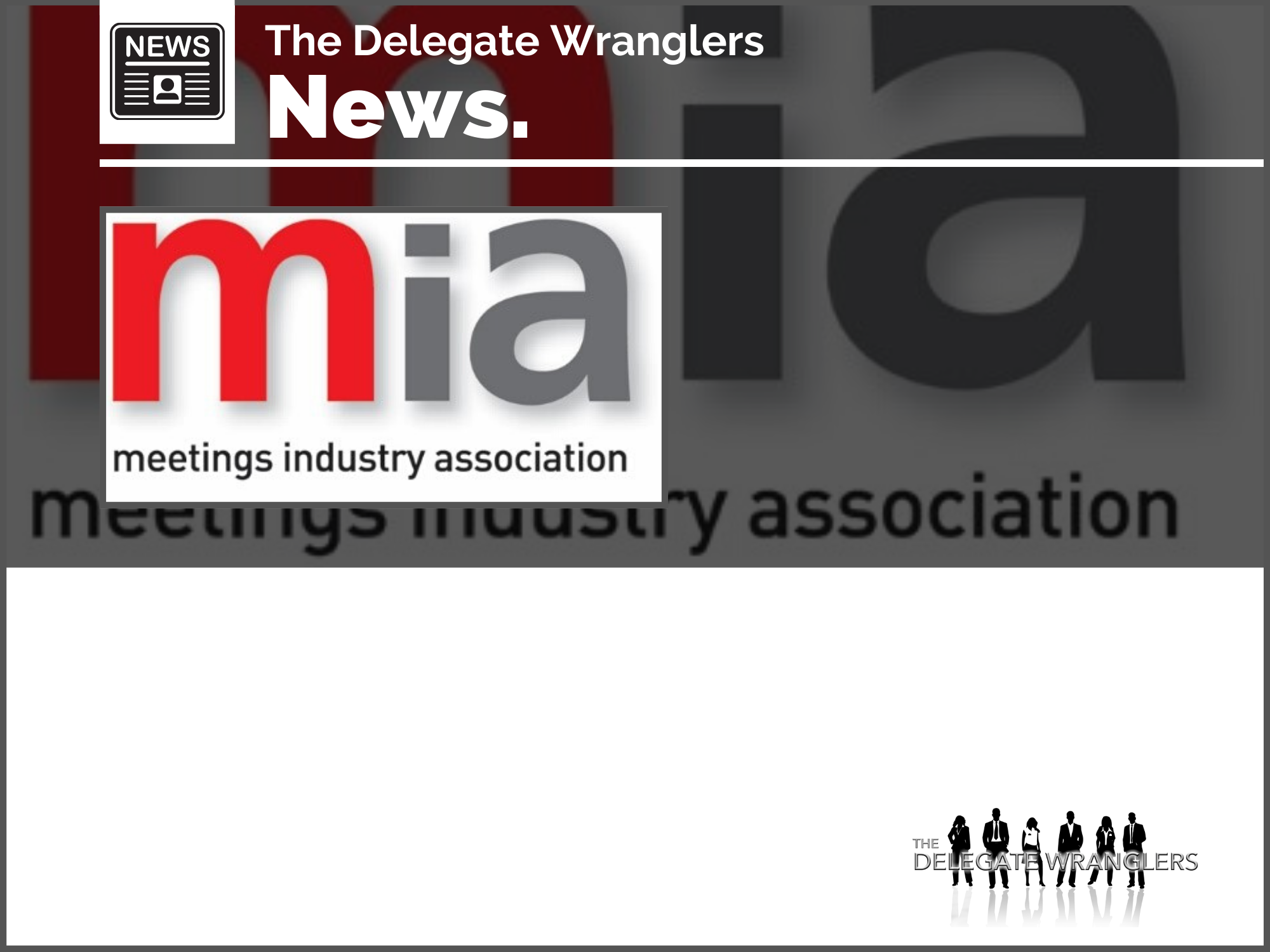 Meeting Industry Association welcomes 1 October reopening