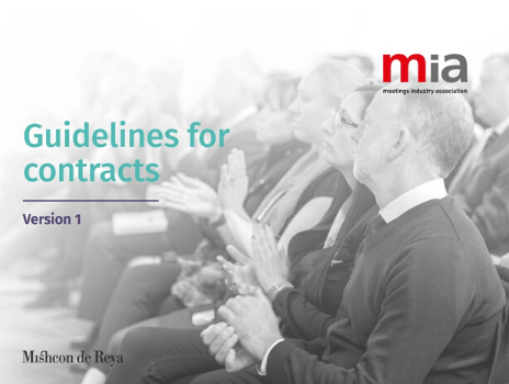 MIA provides contract guidelines to the sector