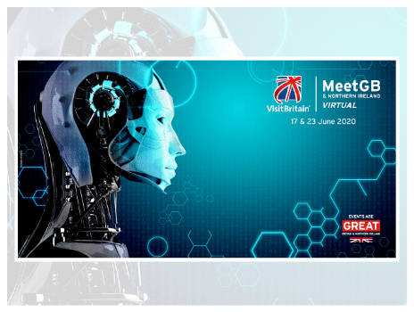 VisitBritain launches virtual business events showcase 'MeetGB Virtual'