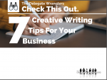7 Creative Writing Tips For Your Business
