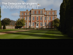 Chicheley Hall to re-open as a Hotel and Wedding Venue