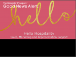 Hello Hospitality Invests in the Future of Events