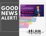 emc3 sign Trevor Noah to speak at a virtual event