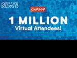 EventsAIR Celebrates One Million Virtual Attendees