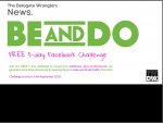 Last few days to register for the BE:DO Make or Break Challenge