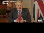 Prime Minister Boris Johnson address the nation with changes to some of the current restrictions in England