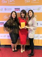 Tempt Marketing Win 'Best Newcomer' at The Talk of Manchester Business Awards