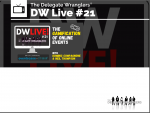 DW Live Show Today at 1.30pm