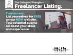 FREE Freelancer listings also launched on new DW website