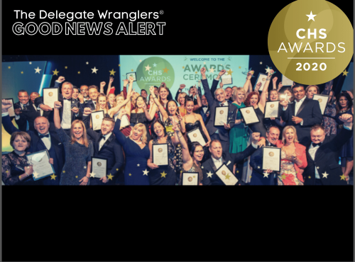 The winners of CHS Awards 2020! The Virtual Awards goes with a BANG!