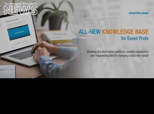 EventsCase Launches All-new Knowledge Base for Event Profs