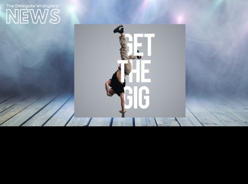#getthegig - the Live Final commences Thursday 22 April