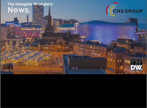 CHS Birmingham Postponed to Spring 2021