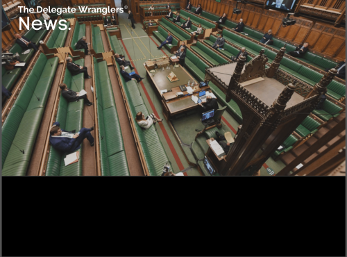 CALL TO ACTION: Event business owners urged to write to MPs
