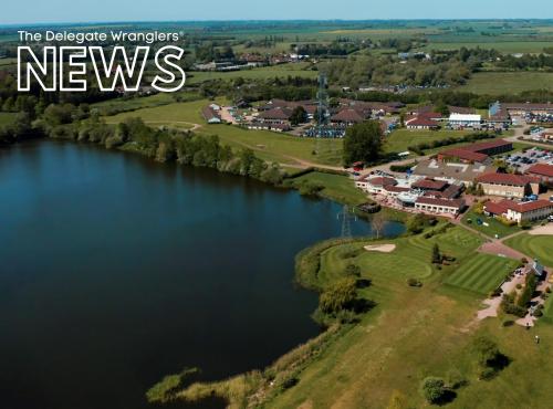 Platinum Award recognises Wyboston Lakes Resort's sustainability efforts