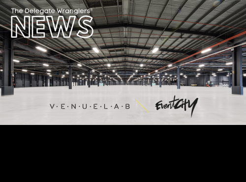 Eventcity opens its doors to events once more