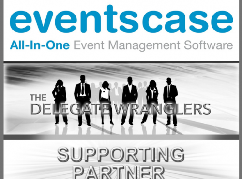 EventsCase announced as the first official 'Supporting Partner' of The Delegate Wranglers