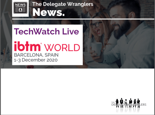 IBTM World launches new-look TechWatch Live for 2020