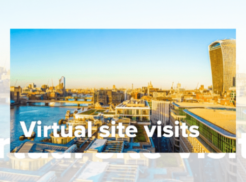 London's venues open their virtual doors for event planners